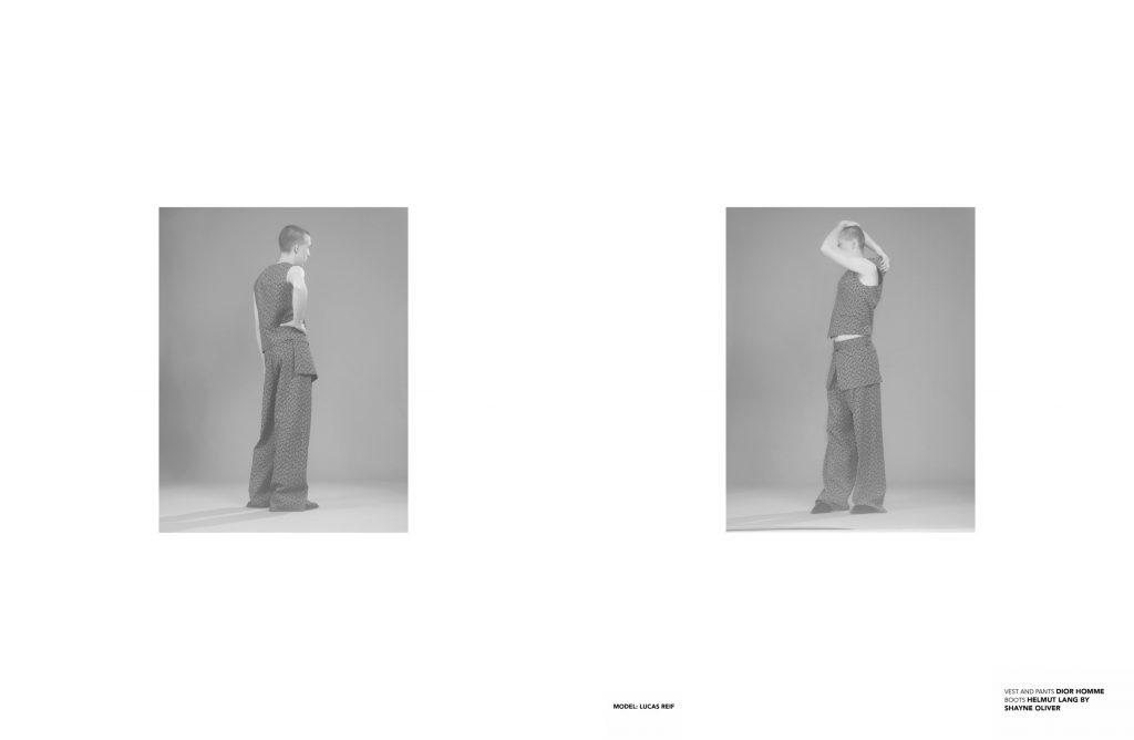 Style Departments ANA STEINER STYLIST ANA STEINER_REPLICA MAN12