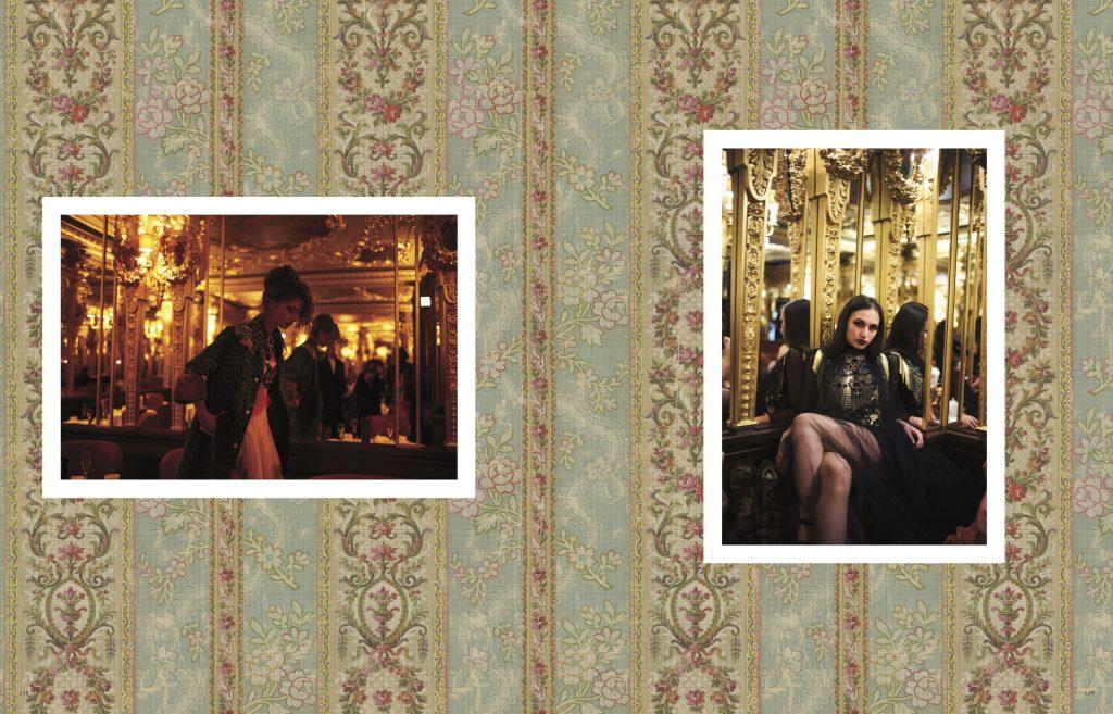 Style Departments TARA ST HILL STYLIST High Tea with Oscar Wilde for A Magazine N°16 2