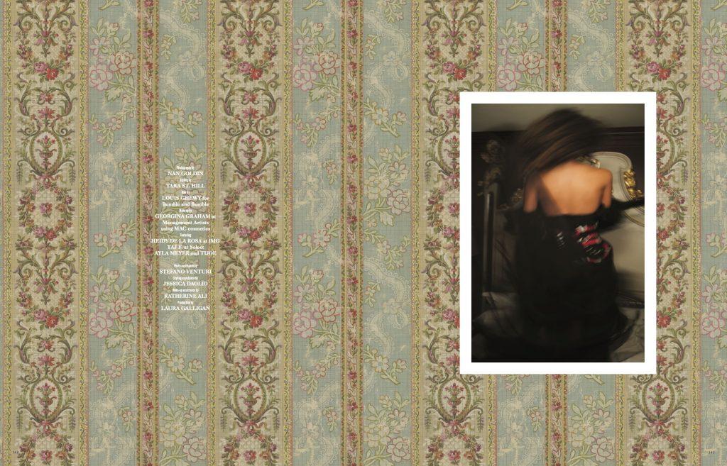 Style Departments TARA ST HILL STYLIST High Tea with Oscar Wilde for A Magazine N°16 3