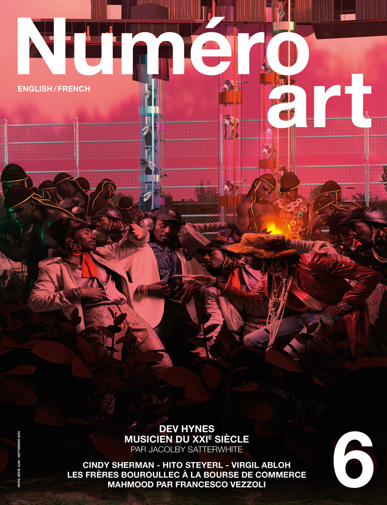 numero-art-cindy-sherman-dev-hynes-blood-orange-jacolby-satterwhite-mahmood-francesco-vezzoli-virgil-abloh-harley-weir-numero-magazine-3_2
